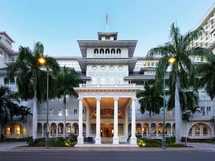 Historic Moana Hotel