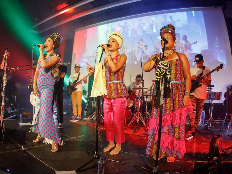 Hong Kong International Reggae Ska Festival