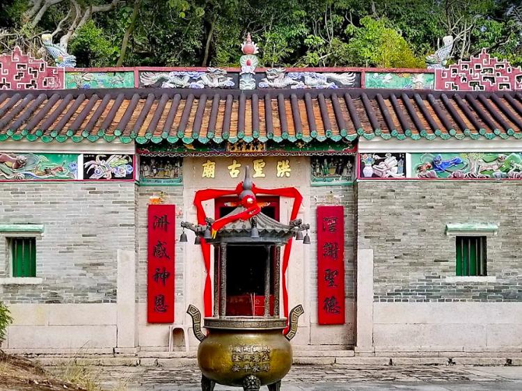 法定古蹟遊:華人廟宇委員會