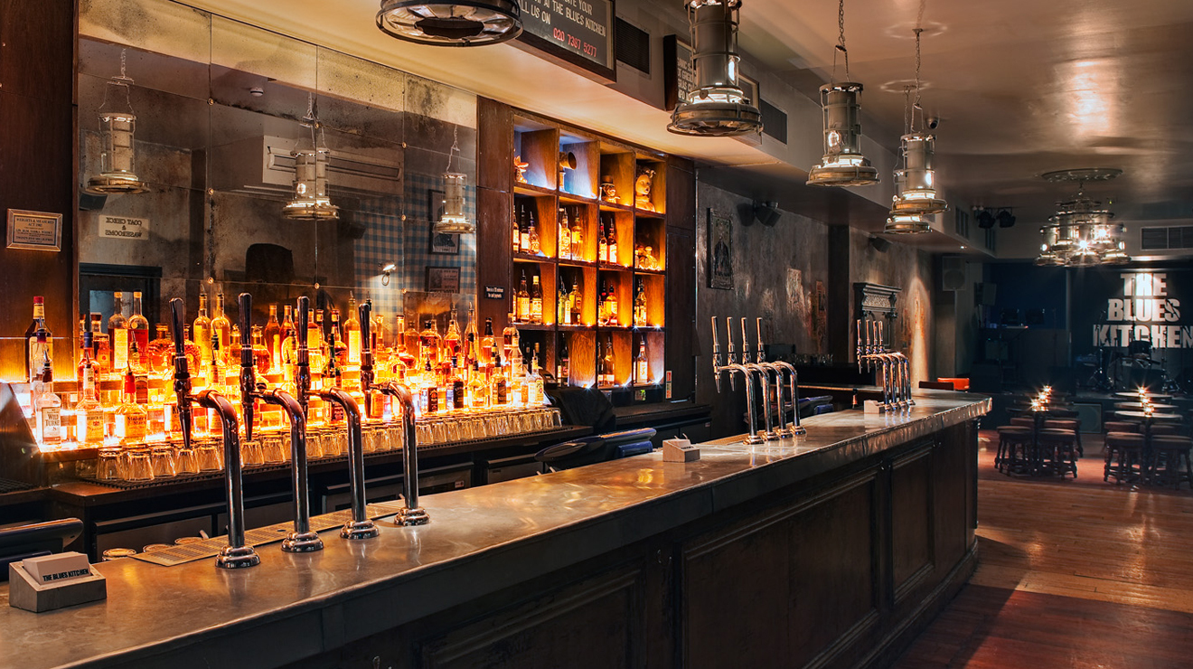 blues kitchen camden, late night bars in london