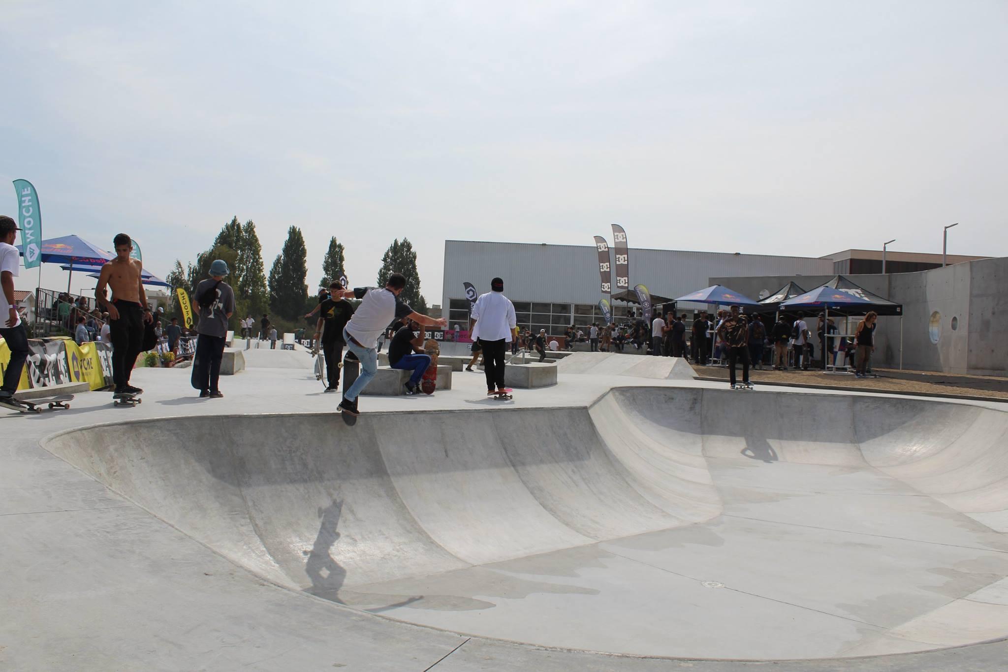 Skate parque da Maia