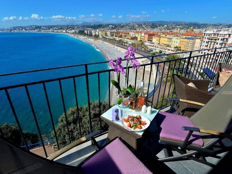 The 10 best hotels in France