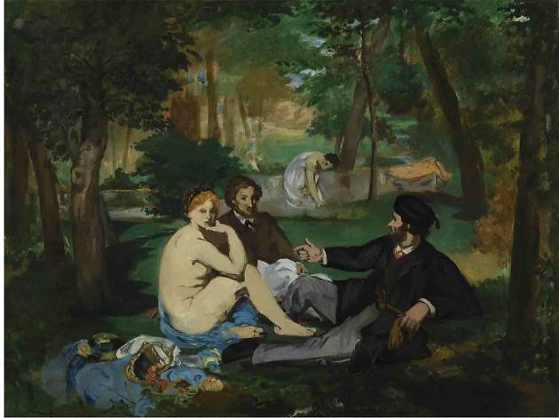 Courtauld Impressionists: From Manet to Cézanne