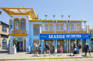 Seaside on the Pier