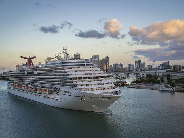Your guide to cruises from Miami