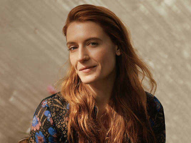 Florence Welch press image