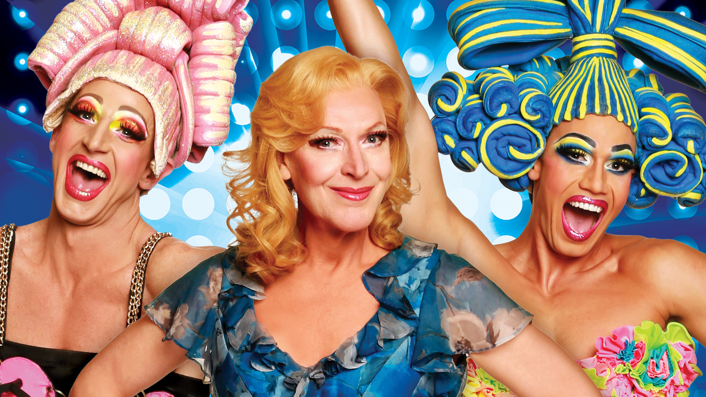 Get on board the bus – Priscilla is leaving soon