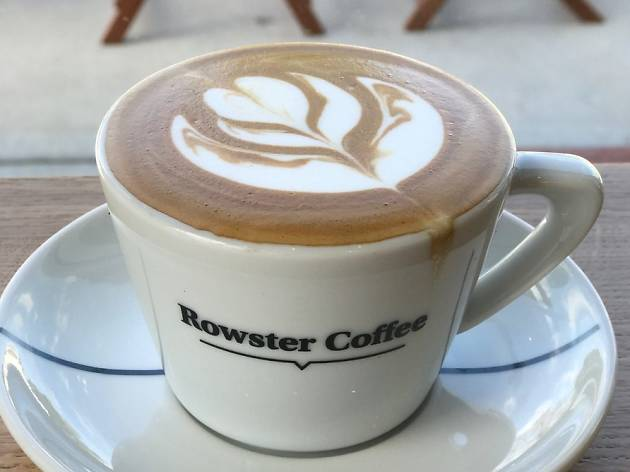 Rowster Coffee - Rower's Club