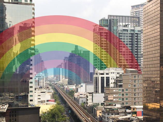 LGBT Pride in Bangkok