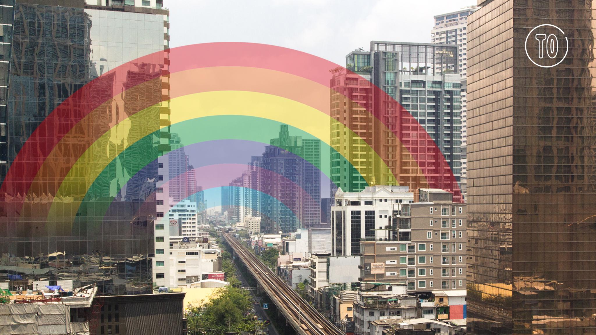 เฉลิมฉลอง Pride Month ด้วยหลากหลายอีเว้นต์สีรุ้งทั่วกรุงเทพฯ