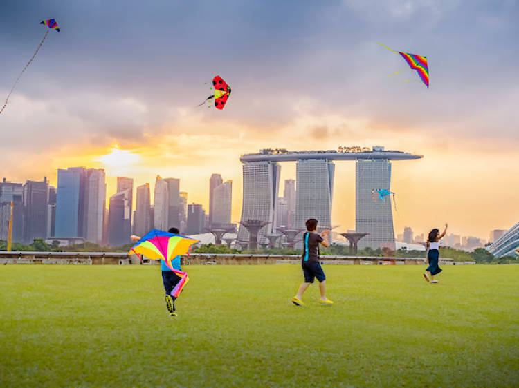 The best free things to do in Singapore