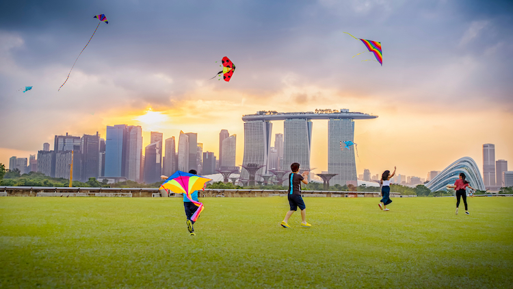 The best free activities for kids in Singapore
