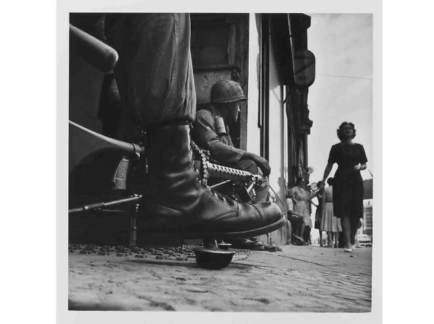Don McCullin review