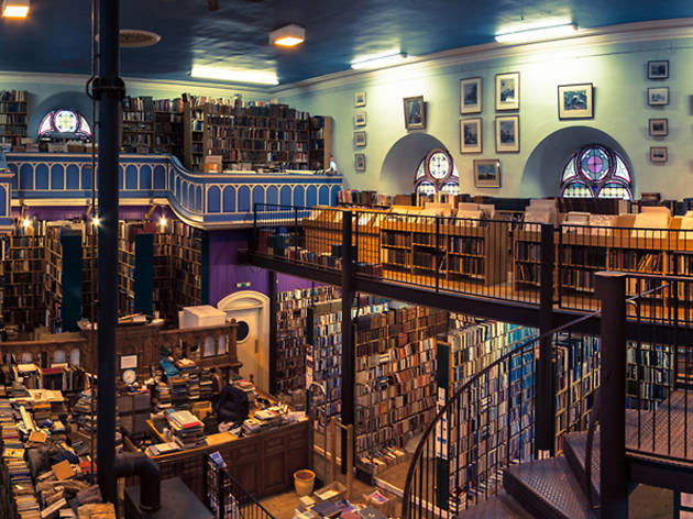 Leakey's Bookshop TTD Inverness