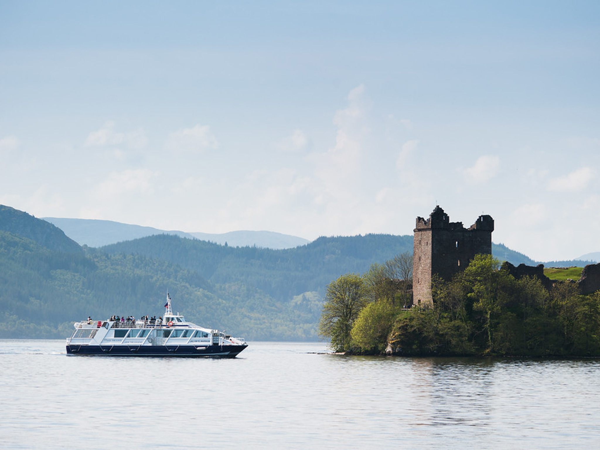 Loch Ness Tours TTD Inverness