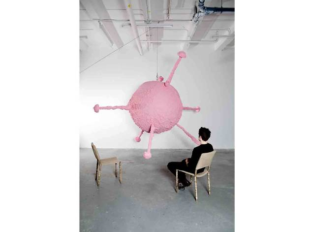 Franz West review