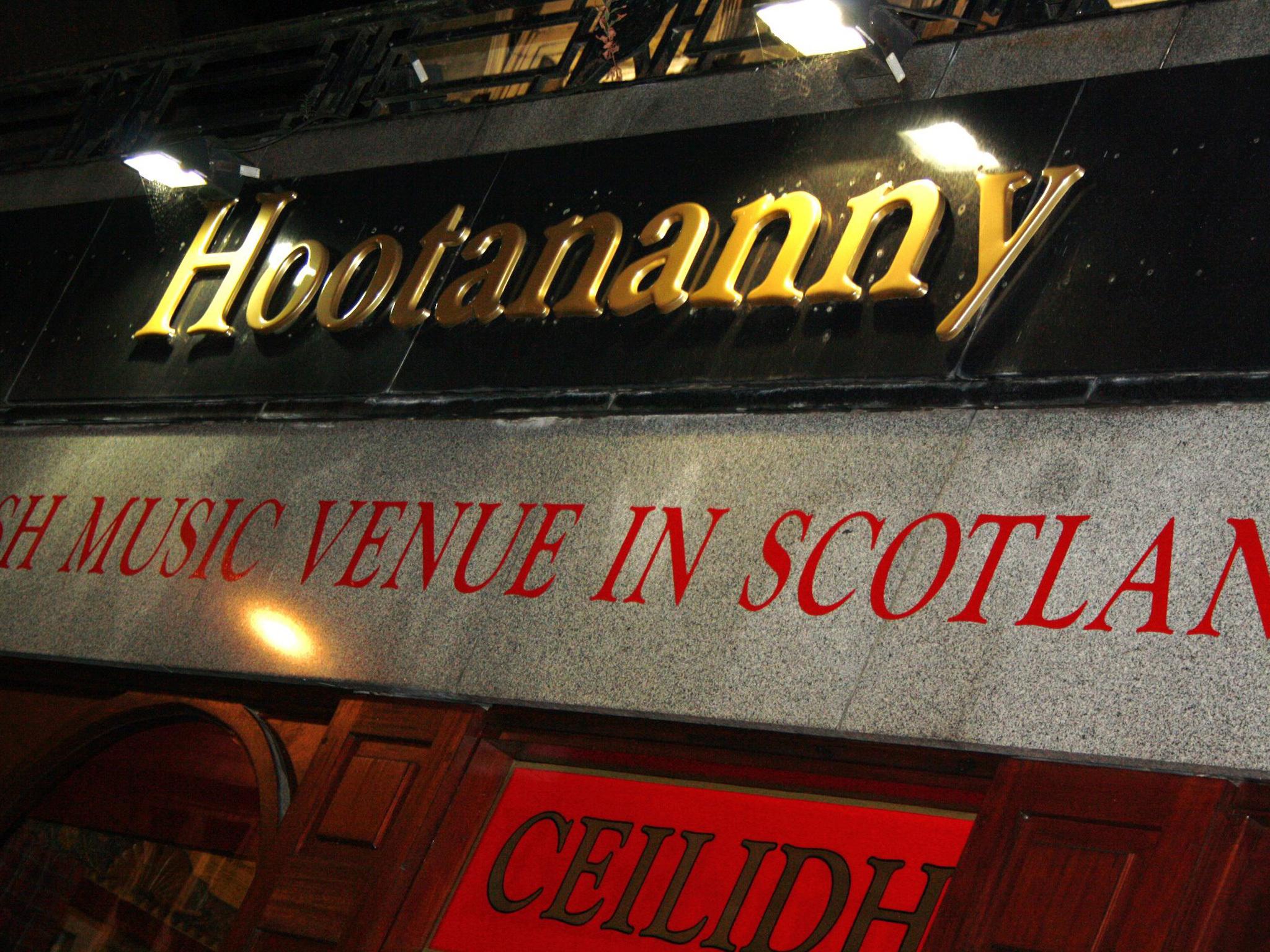 Hootananny TTD Inverness