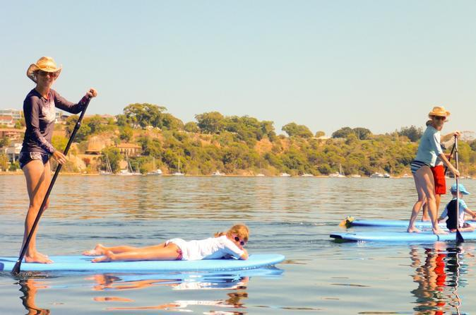 Paddleboard on the Swan River