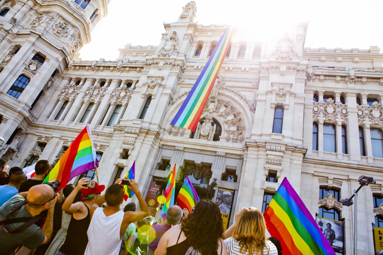 Fiestas Orgullo Gay Madrid