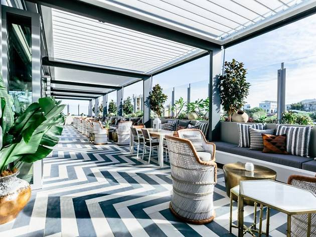 Sweetwater Rooftop Bar, Perth