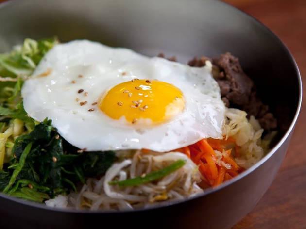 Kang's Korean Restaurant