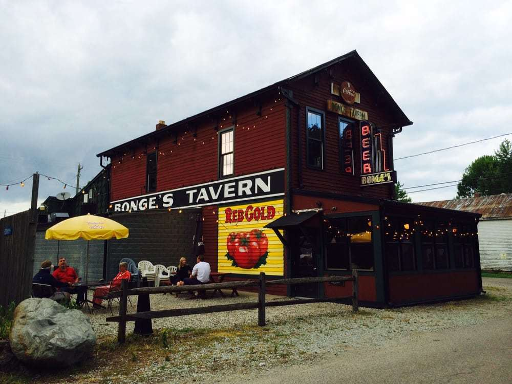 Bonge's Tavern