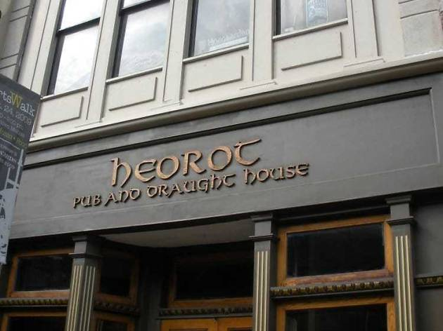 Herot Pub and Draught House