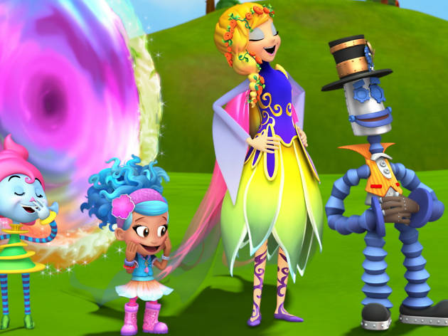 Luna Petunia: De vuelta en Amazia: Temporada 2