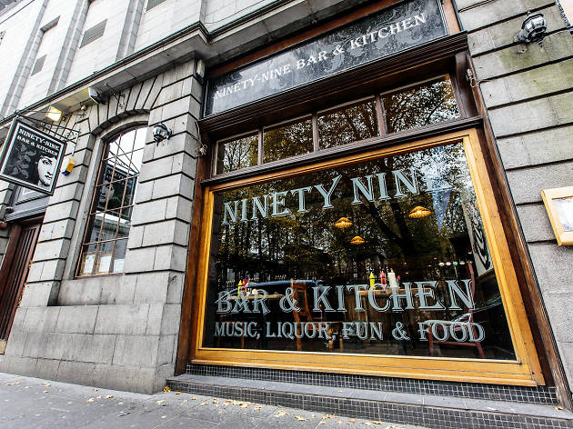 ninety-nine 99 bar and kitchen aberdeen