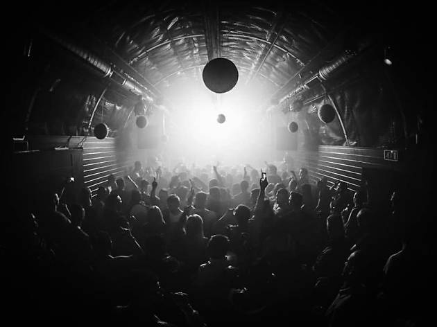 tunnels night club aberdeen