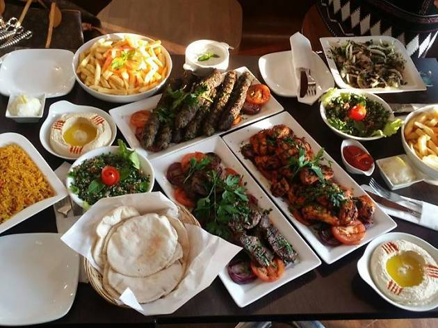 kamoon kitchen lebanese food restaurant aberdeen