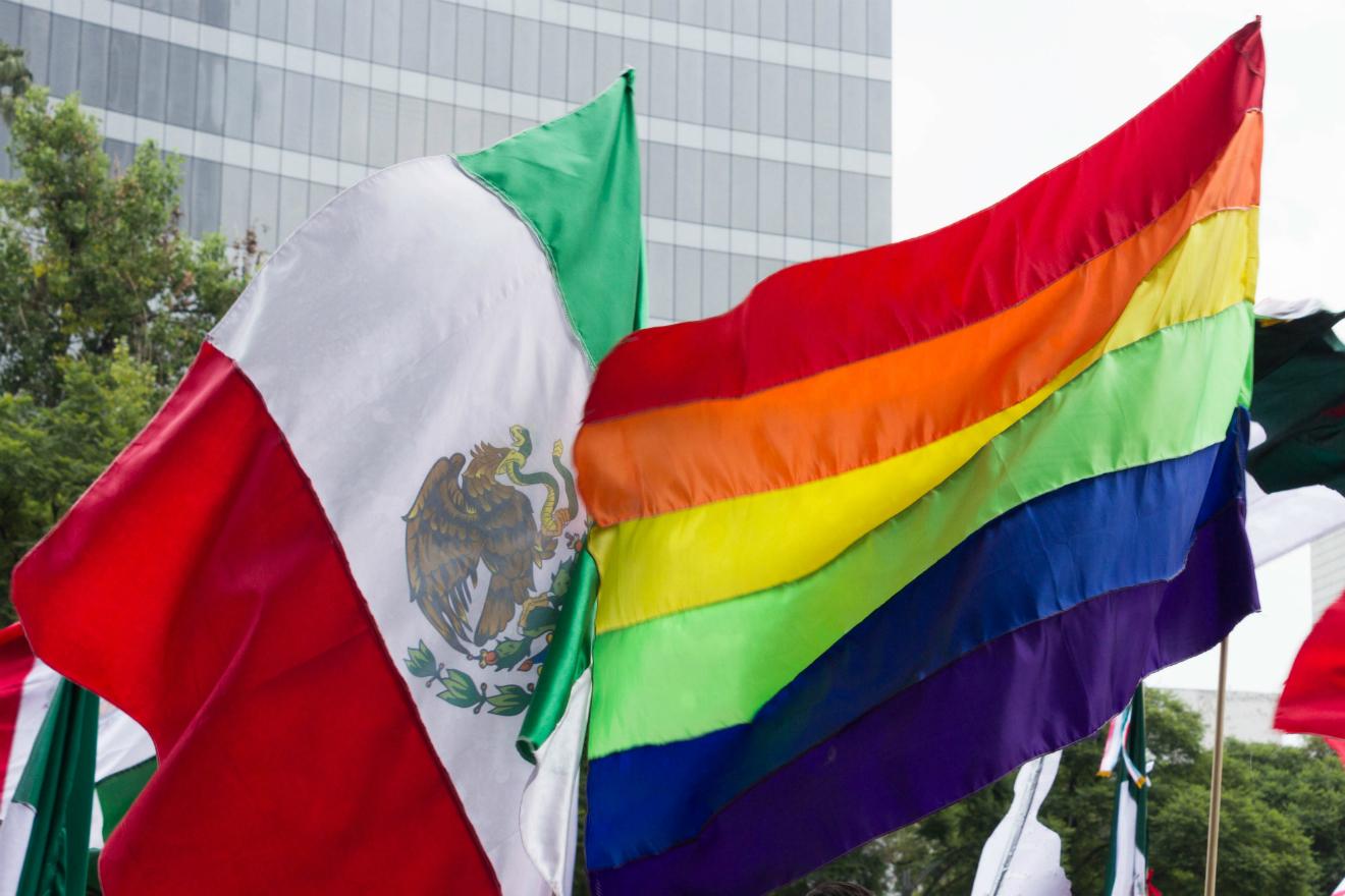 Fotogalería de la Marcha del Orgullo LGBTTTI 2018