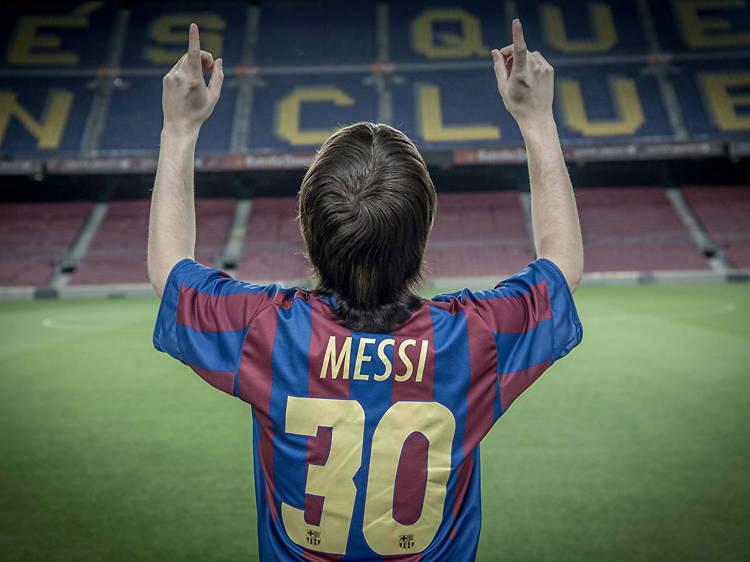 Messi, la película