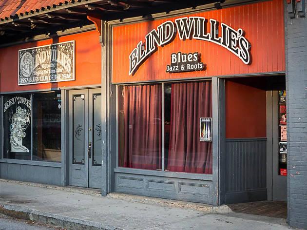 Blind Willie's