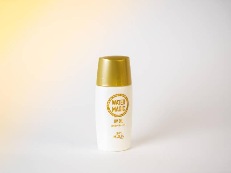 Sunplay Skin Aqua Water Magic 高防水防曬精華油 SPF 50+ PA ++++