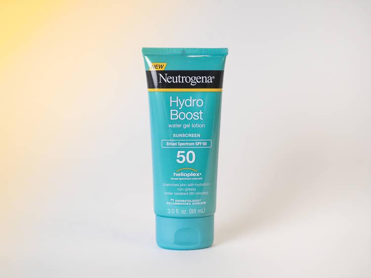 Neutrogena Hydro Boost 水活保濕長效防曬乳液 SPF 50