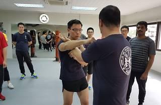 Dennis Lee Ving Tsun Martial Arts Association Singapore Ip man Wing Chun