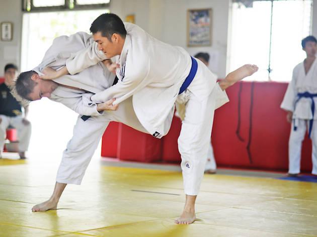 Singapore Judo Club