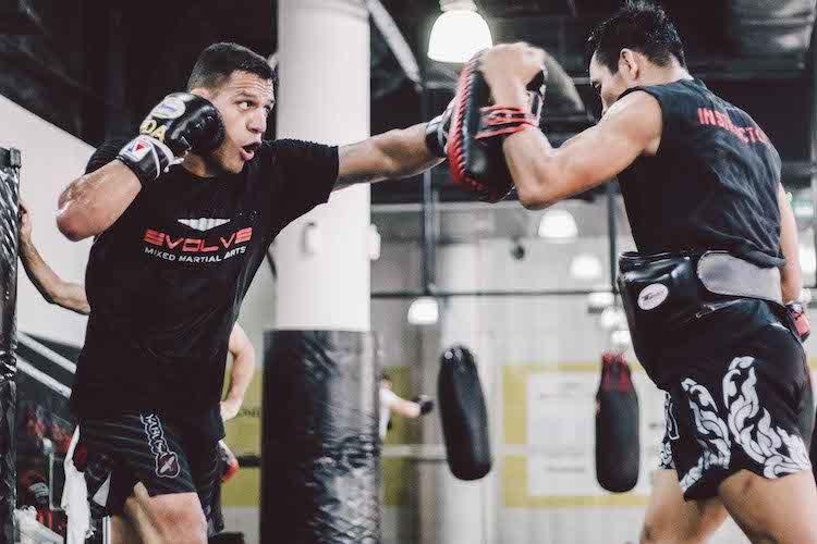 Evolve Mixed Martial Arts MMA