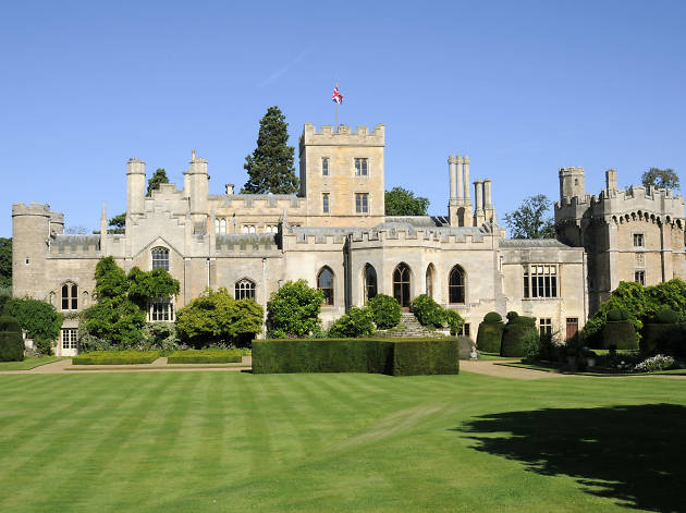 Elton Hall, Peterborough
