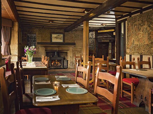 The Bell Inn, Peterborough