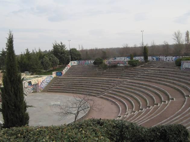 Parque de La Manguilla, El Escorial