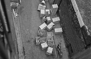 Carrer d'en Carabassa, 1960 .AFB. Carme Garcia