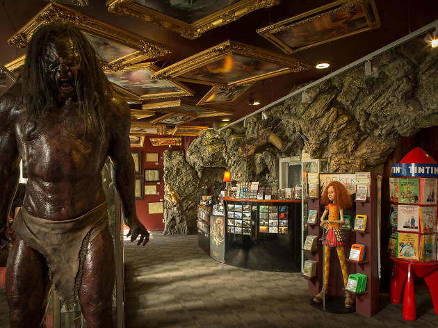 Weta Workshop, Weta Cave