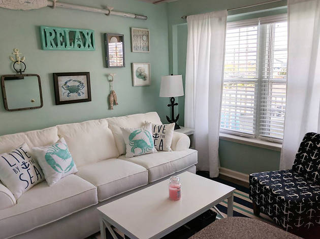 Newly Remodeled Bright, Beachy Condo in Wildwood, NJ