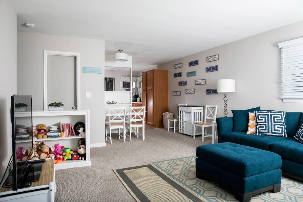 Stylish Four Bedroom in Point Pleasant Beach, NJ