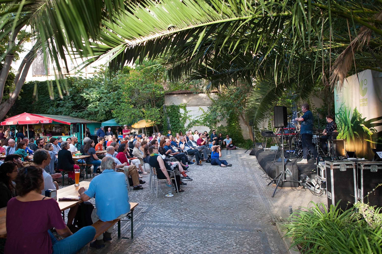 Jazz im Goethe-Garten