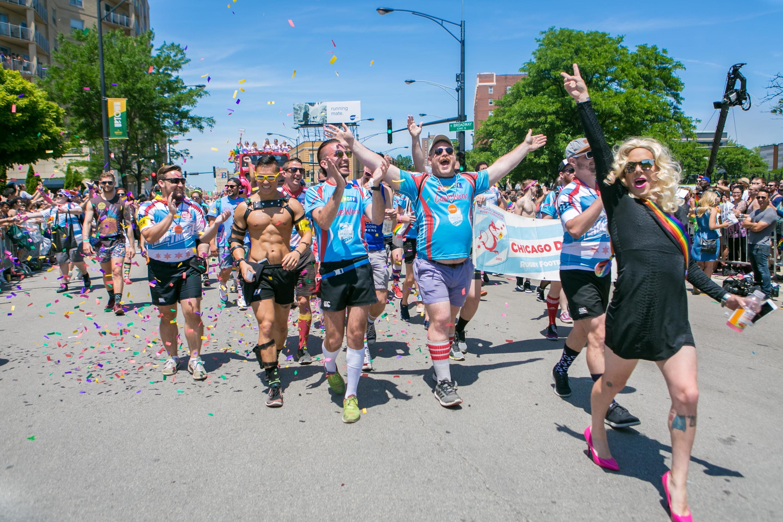 from Valentin chicago gay pride parade photos