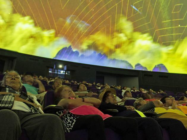 Planetario digital  (Foto: Mattza Tobón)