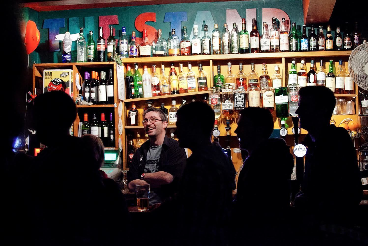 The stand comedy club edinburgh